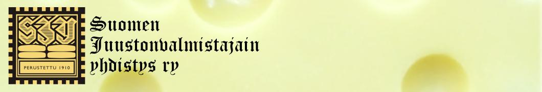 Suomen Juustonvalmistajain Yhdistys ry SJY